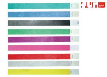 Paper Fiber Wrist Bands