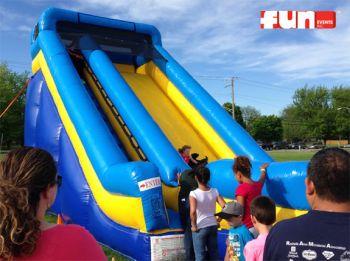 Inflatable Screamer Slide Rental - Wisconsin