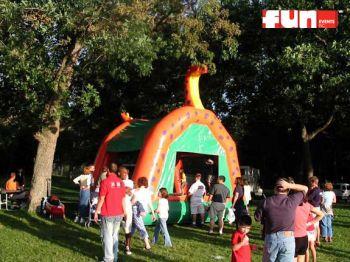 Dinosaur Bounce House Rental