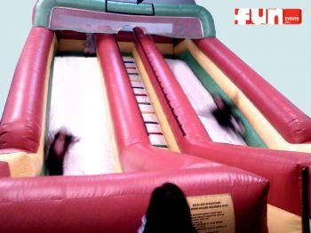 Slide Inflatable - Double Lane