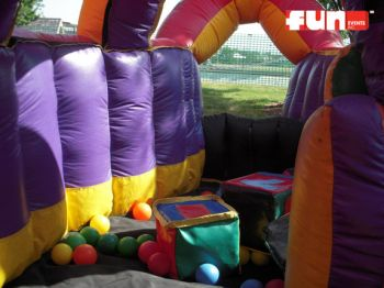 Huey - Inflatable Ball Pond - Pit