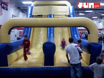 Ultimate Obstacle Inflatable - Rental