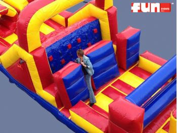 Sprinter - Huge Inflatable Obstacle Course