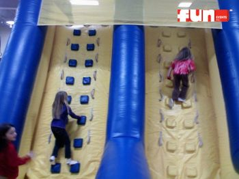 Ultimate Inflatable Obstacle Course - II