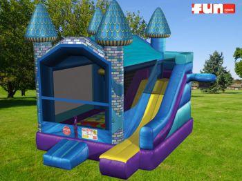Wacky Castle 5-in-1 Combo Bounce