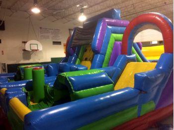 Adrenaline Rush II Inflatable Back