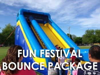 Fun - Carnival Festival Bounce Package - $1075