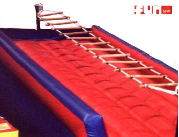 Jacobs Ladder - Climbing Inflatable Game