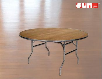 Round Table Rental - 60 Inch