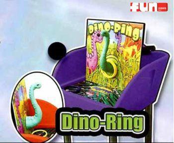 Dino Ring Midway Carnival Game Rental
