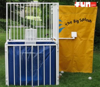 Dunk Tank Rental - Milwaukee Wisconsin Illinois