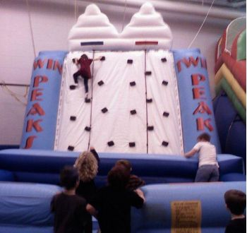 Inflatable Rock Climb Wall