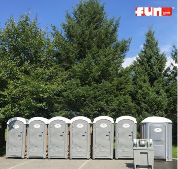 Portable Toilets and Sinks Rentals