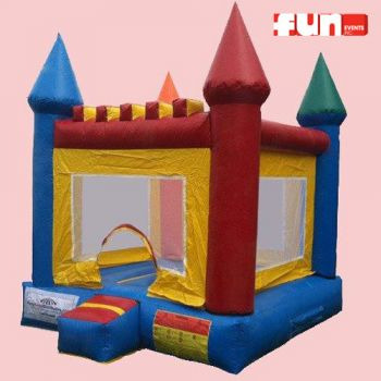 Color Castle Bounce