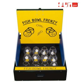 Fish Bowl Frenzy Midway Carnival Game Rental