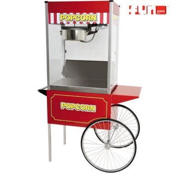Popcorn - Machine Cart