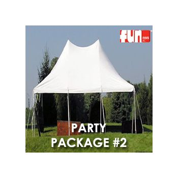 Party Package #2 - Seating