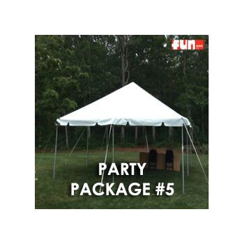 Party Package #5 - Outdoor Fun