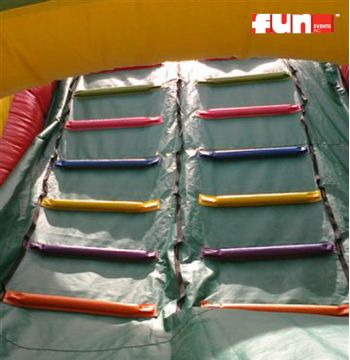 Combo Climbing Wall Inflatable