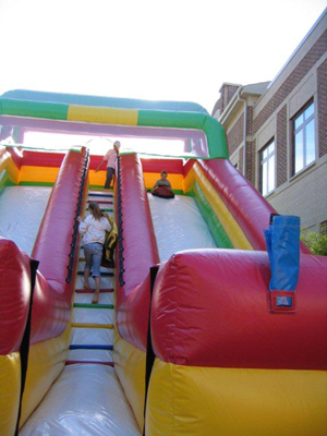 School Field Days Inflatables