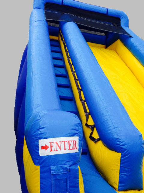 Screamer Inflatable Slide Party Rental