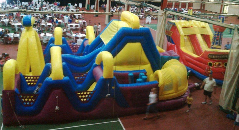 School Graduation Party Inflatables